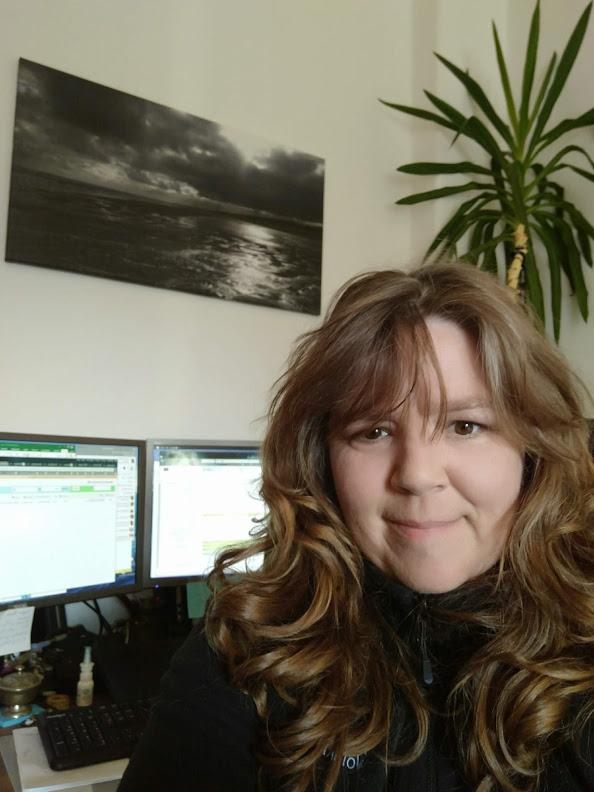 Vereinsmitglied Daniela Kreissl