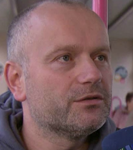 Vereinsvorsitzender Tom Bruchholz