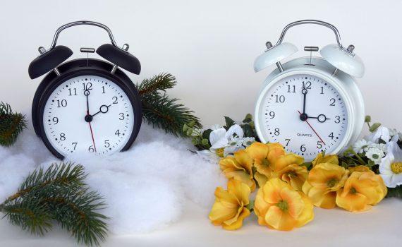 Zeitumstellung: Zuverlässiger Nachverkehr auch beim Wechsel von Winter- auf Sommerzeit.