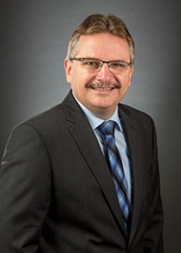 Bürgermeister Klaus Zimmermann