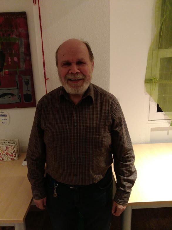 Kümmert sich um die Vereinsmitglieder: Heinzdieter Hartwig