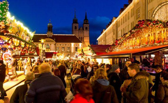 Dank Ferienfahrplan noch einfacher zum Weihnachtsmarkt.